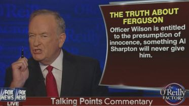 Bill O'Reilly on Fox News