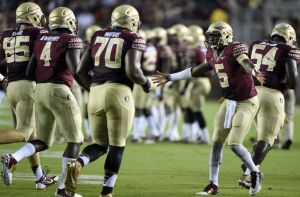 The Seminoles are the favorites to win on Saturday by 17 points. FSU heads into this game 2-0 while Clemson is 1-1 this season.