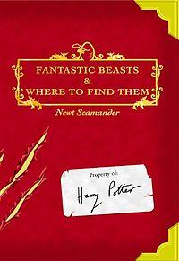"""Harry's copy"" of Scamandar's book."