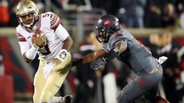 Perhaps most significantly, Jameis Winston was hobbled for the majority of the second half after twisting his ankle.