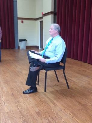 John Thrasher, new FSU President.