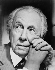 Frank Lloyd Wright designed more than 1,000 structures in his lifetime.
