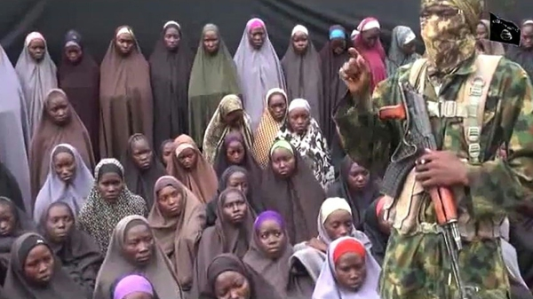 Image result for chibok school girls